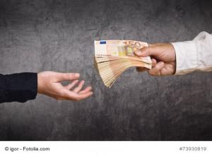 das klassische Geldverleihergeschäft ist de facto ausgestorben!