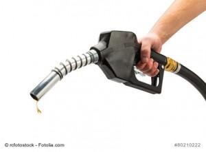 sinkende Rohölpreise
